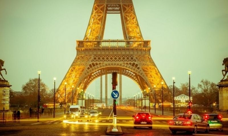 Ajfelov toranj Francuska